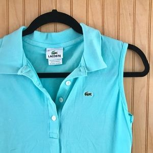 Lacoste | vintage sleeveless top